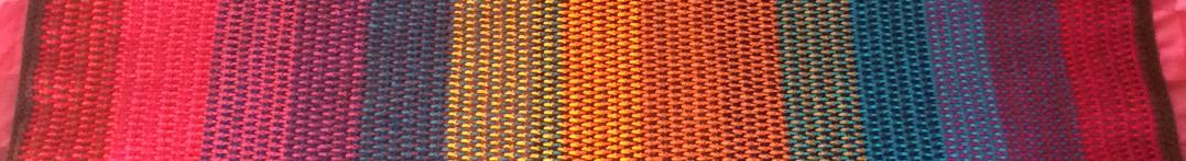 Crochet Moroccan Desert Blanket Pattern