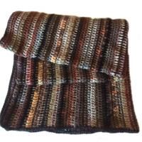 Spice Blanket Free Pattern